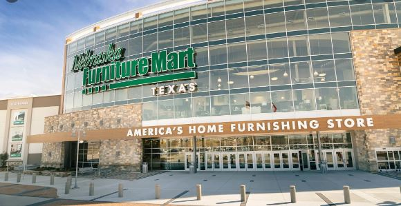 Nebraska Furniture Mart survey