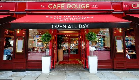 Café Rouge Survey