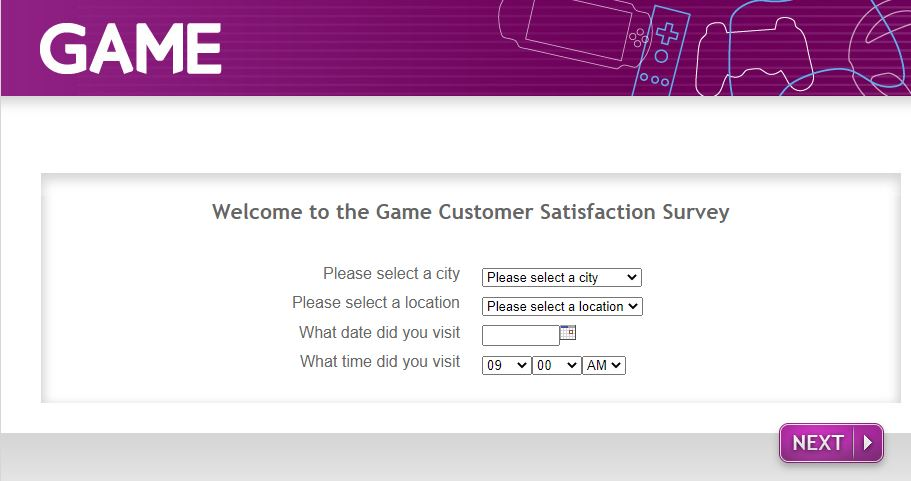 Game Customer Satisfaction Survey