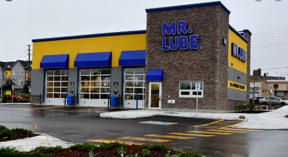 Mr. Lube Survey