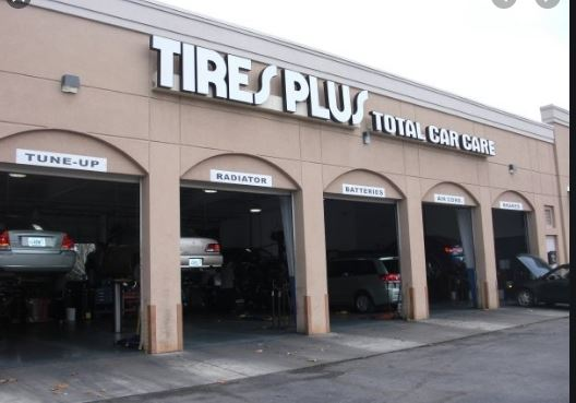 Tires Plus Survey