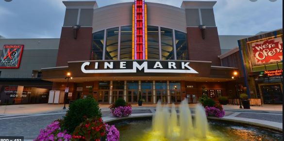 cinemark customer survey